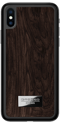iPhone Xs Blackwood W1